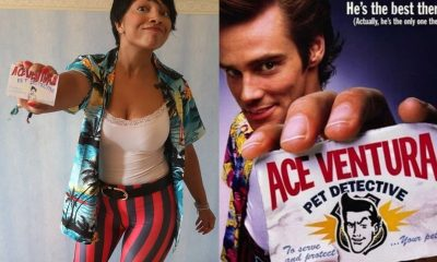 Captain Makeshift Cosplay as Ace Ventura