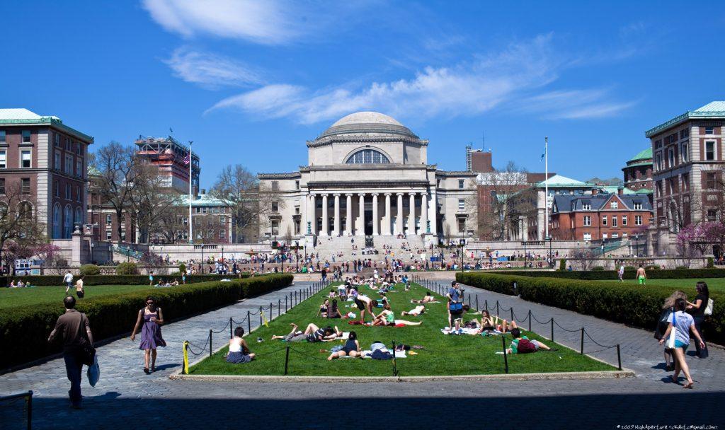 Columbia University Film School