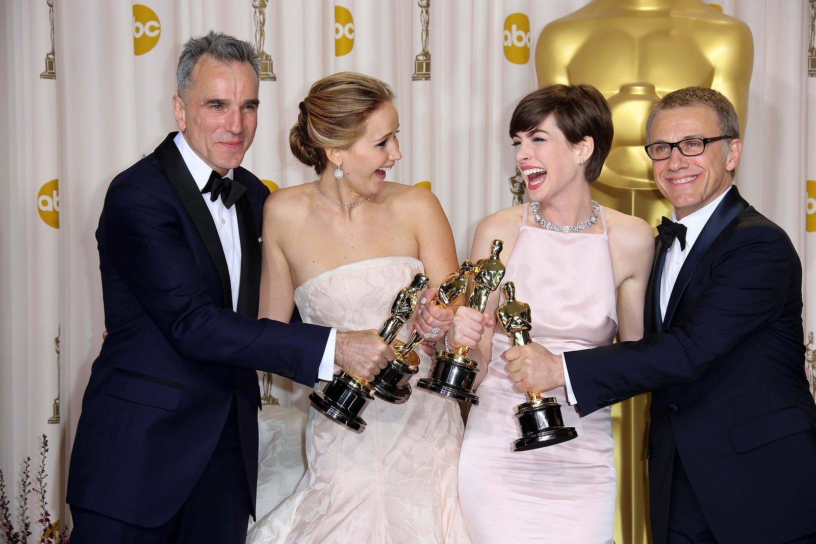 Daniel Day-Lewis Movie Career Ratings