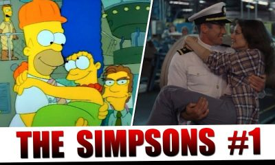 Simpsons Tribute to Cinema