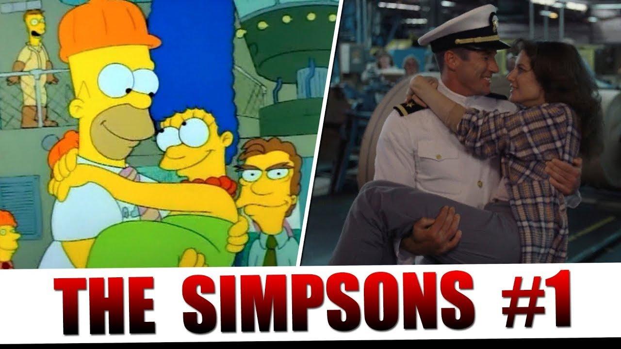 Simpsons Tribute to Cinema
