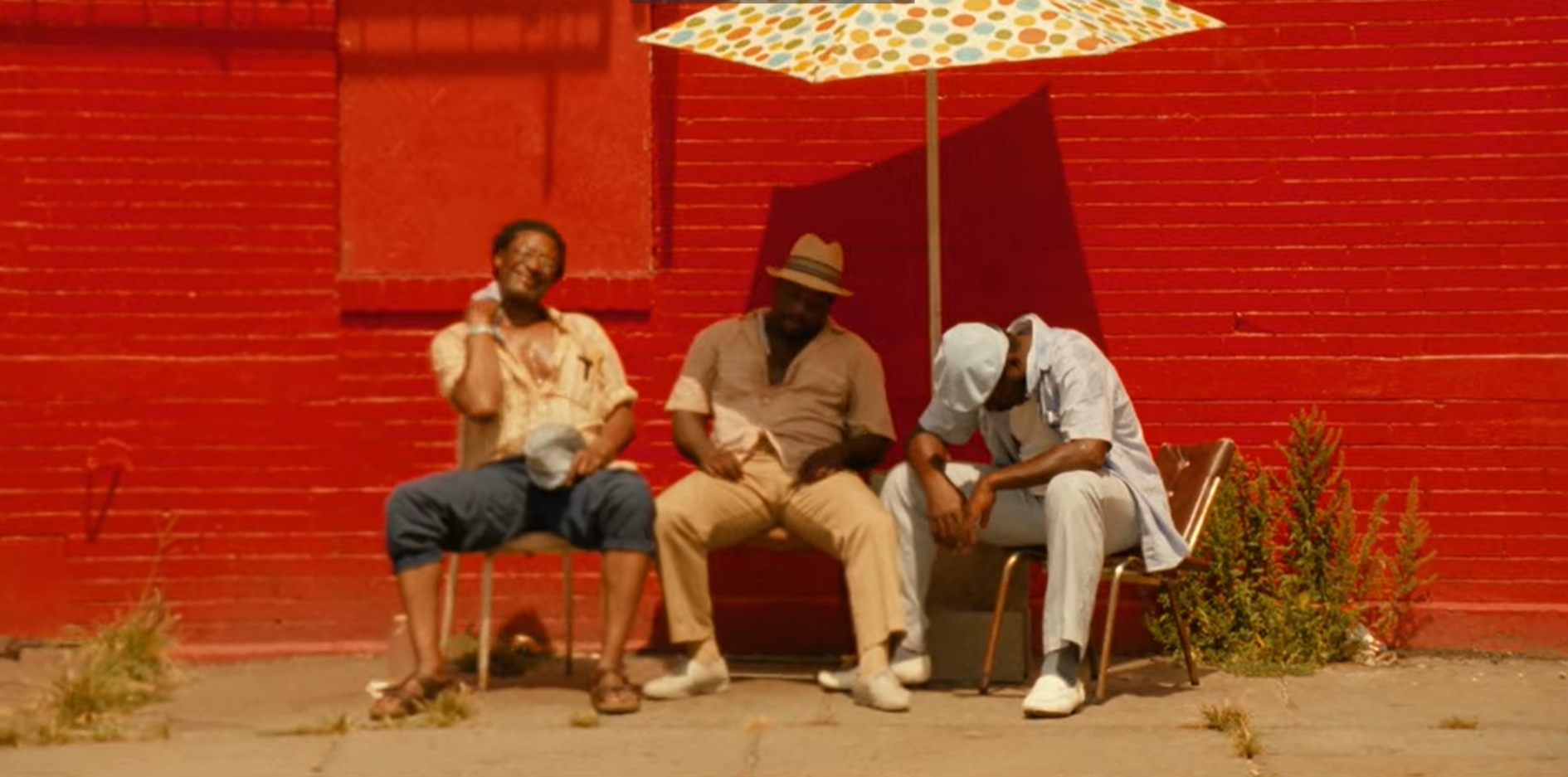 Heat Effect in Do the Right Thing