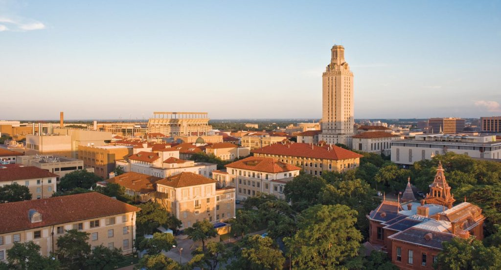 University of Texas Film School