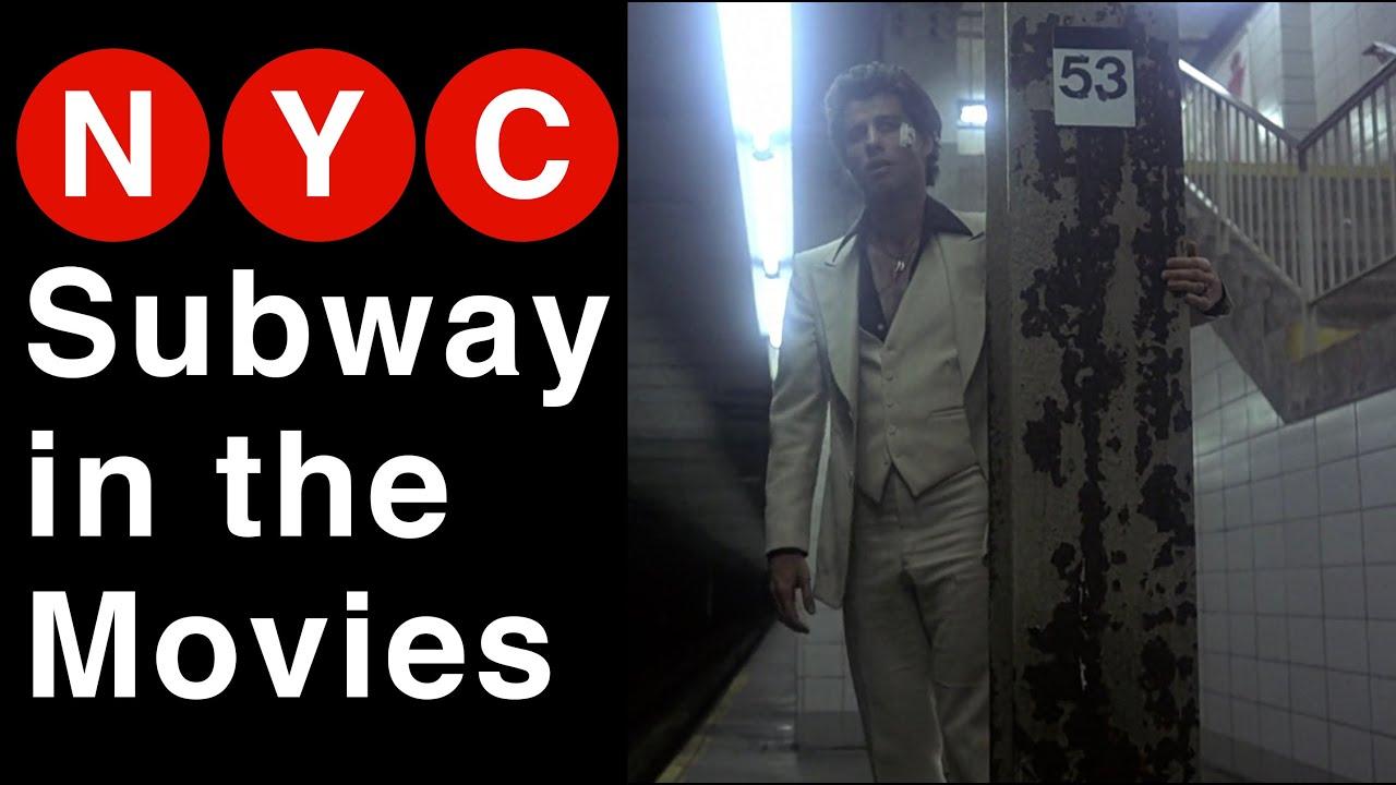 new york city subway movies