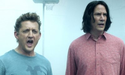 Bill and Ted Face the Music Alamo Drafthouse
