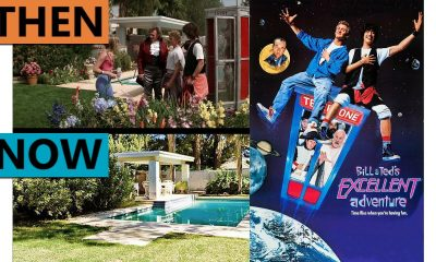 Bill and Ted Filming Locations