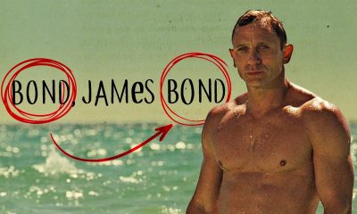 Bond James Bond Diacope