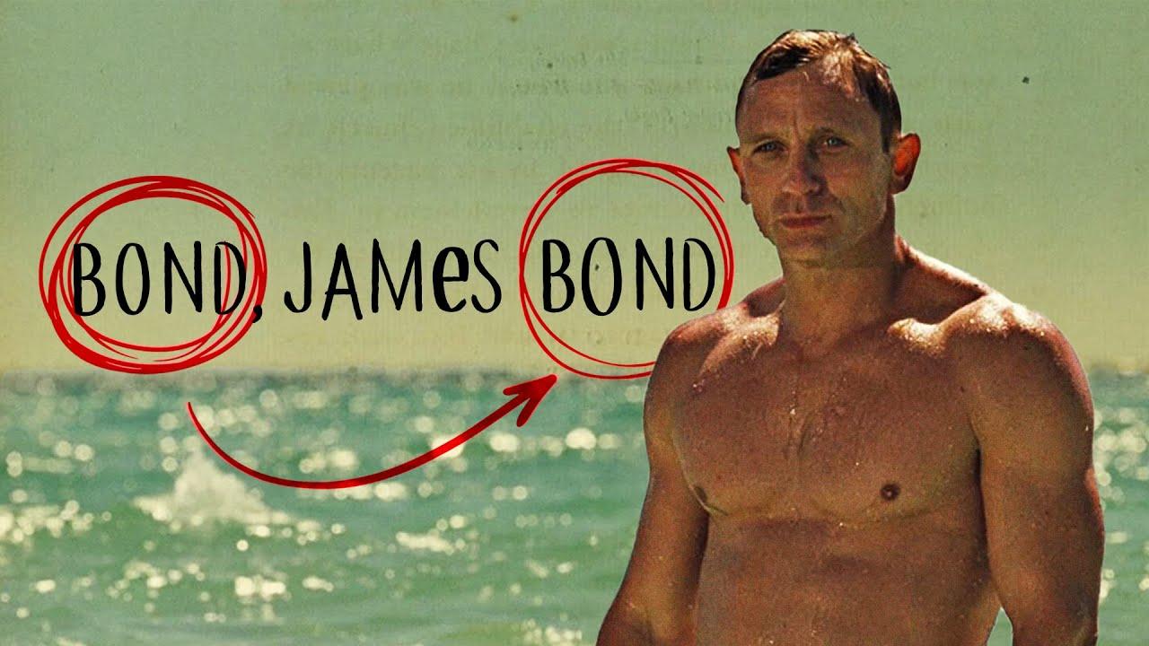 Bond James Bond Diacope