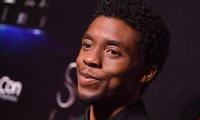 Chadwick Boseman CinemaCon 2019