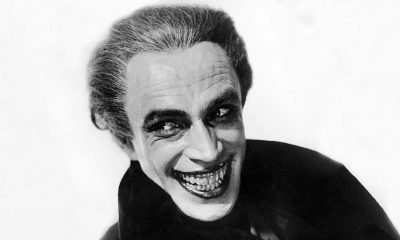 Conrad Veidt as Gwynplain in The Man Who Laughs