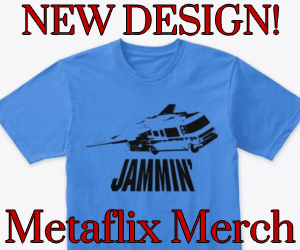 Metaflix Jammin T-Shirt