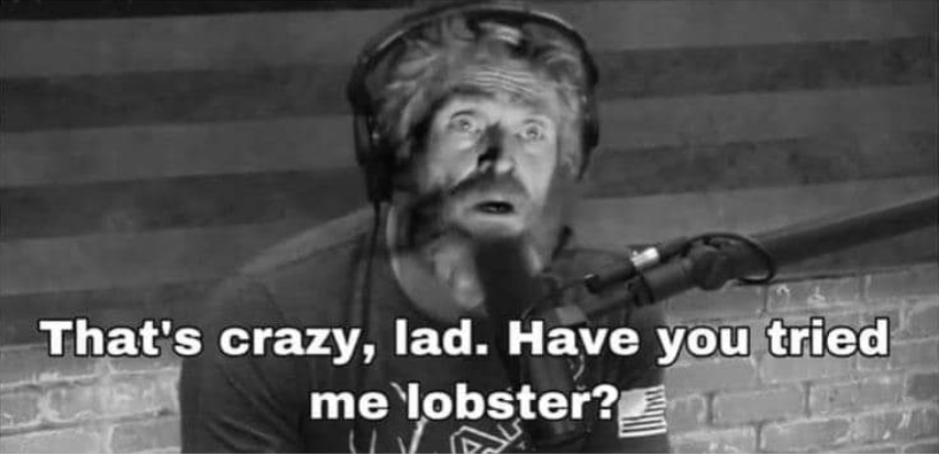 Joe Rogan The Lighthouse Meme