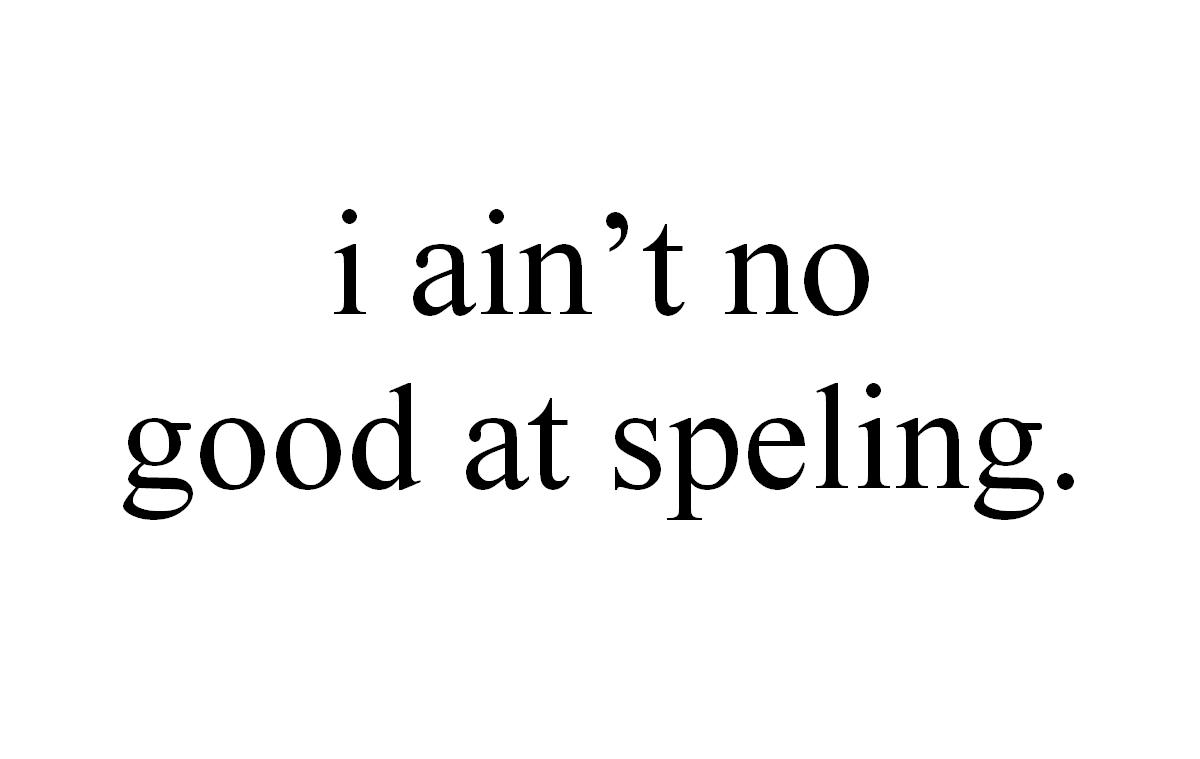 Metaflix Edict on Spelling and Grammar