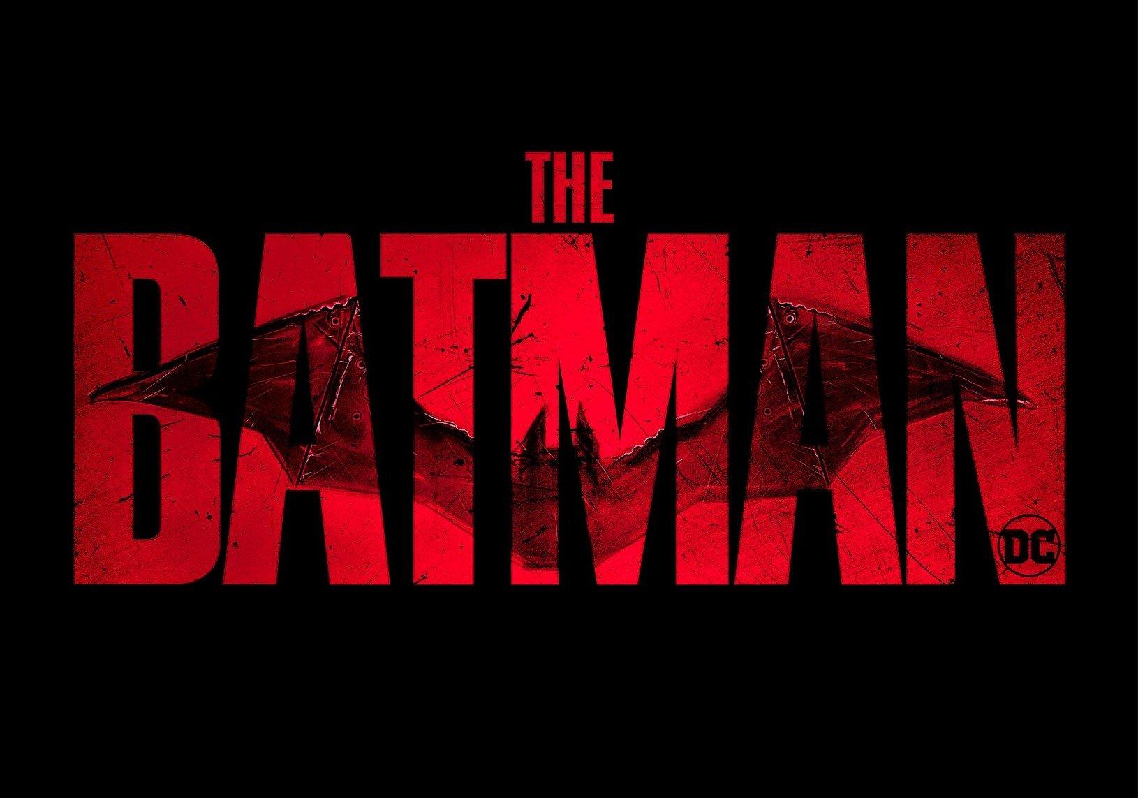 The Batman logo Revealed