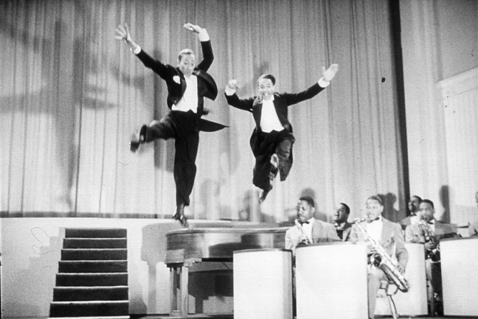 The Nicholas Brothers Stormy Weather