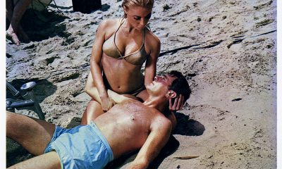 Tony Curtis Sharon Tate Dont Make Waves 1967