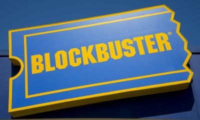 Blockbuster First Tweet 2020