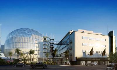Academy Museum Los Angeles