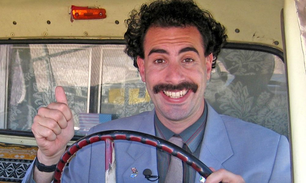 The Title For Borat 2 Is Longer Than This Space Allows Metaflix