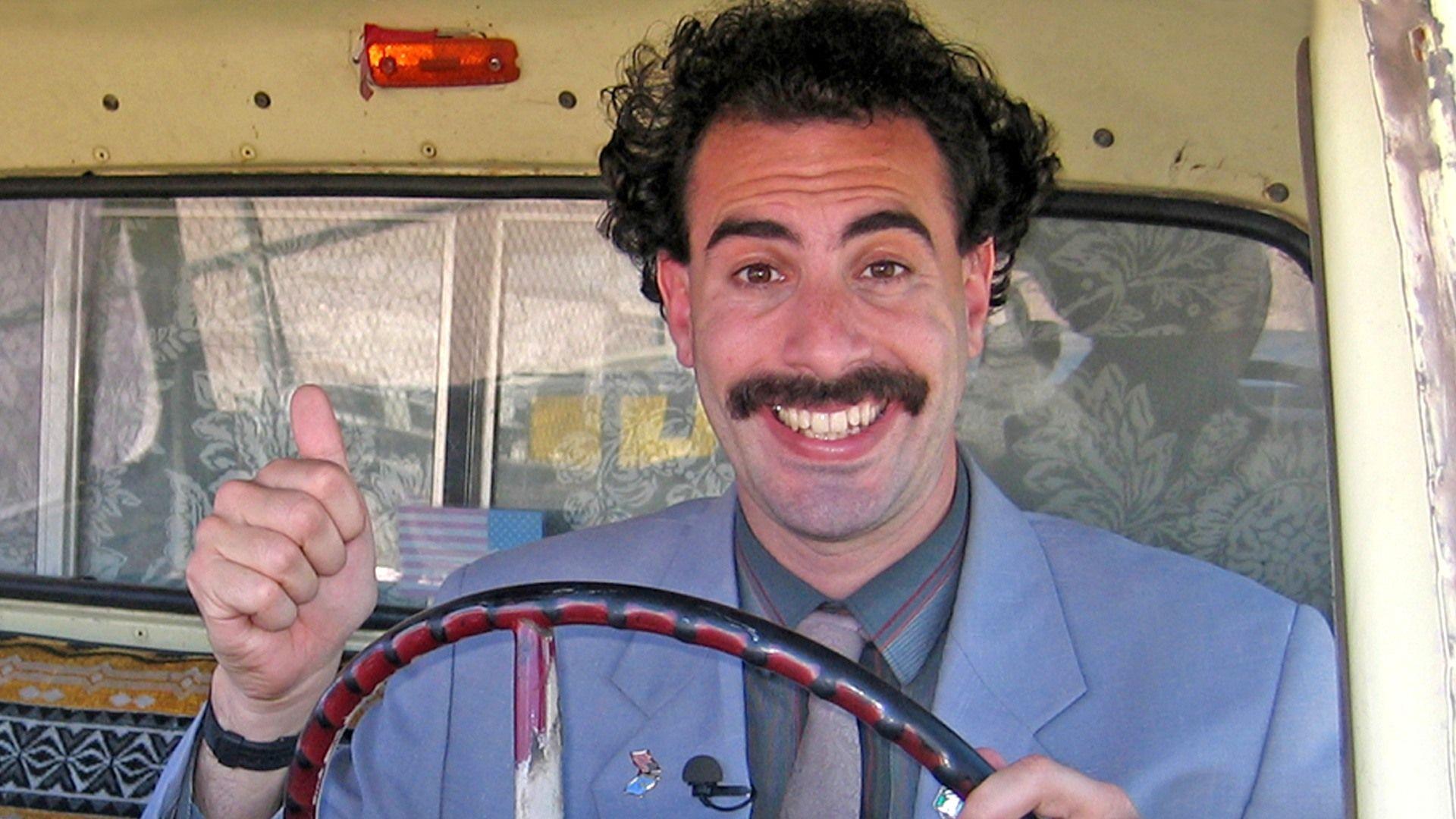 Borat 2 Title