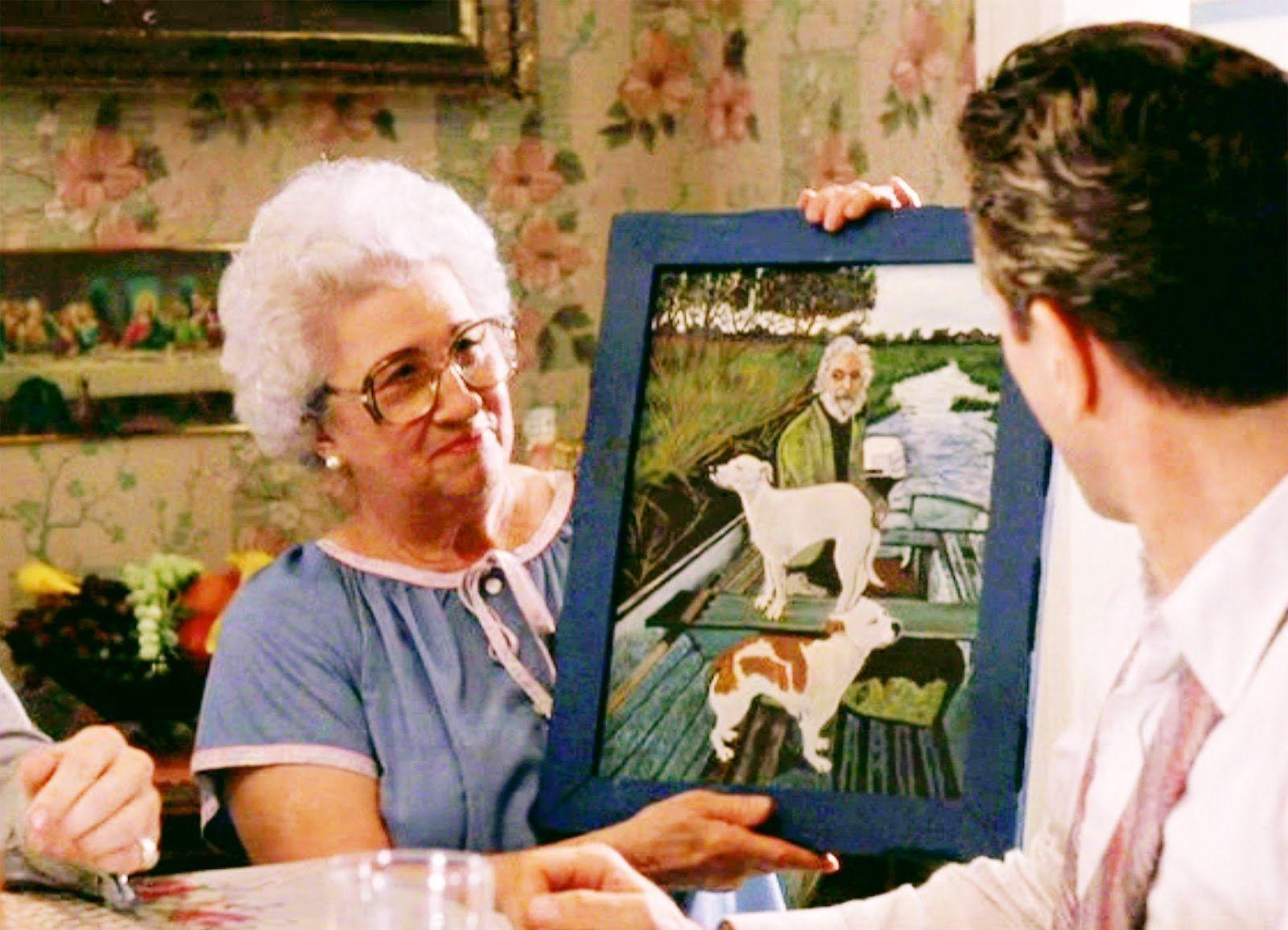 Goodfellas Dog Painting