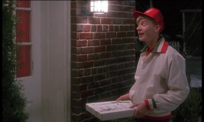Home Alone Pizza Delivery