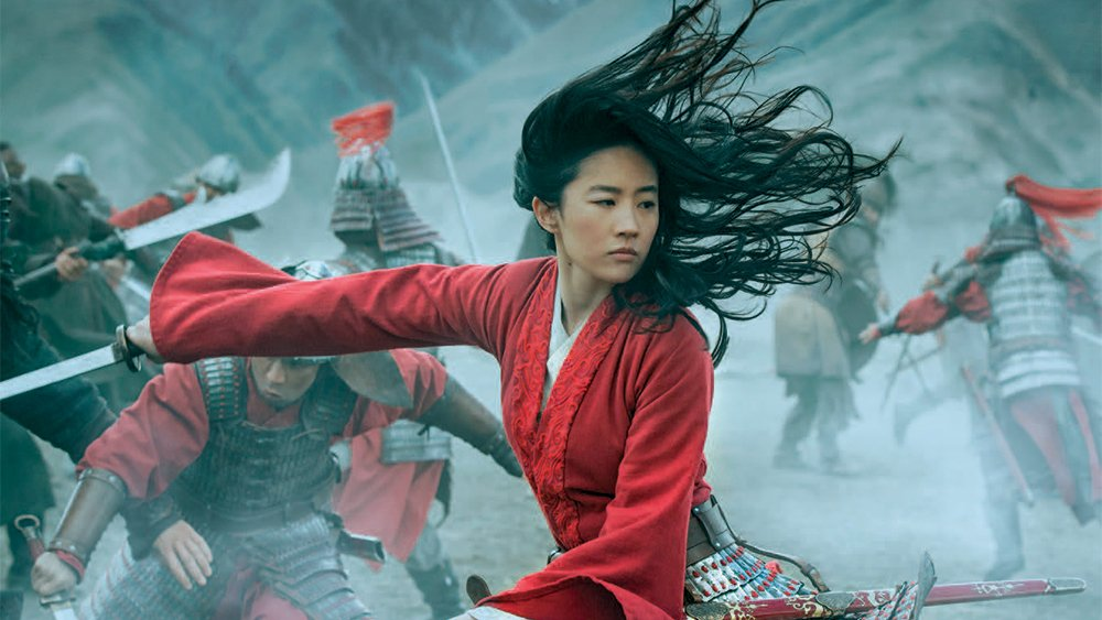 Mulan Film Review