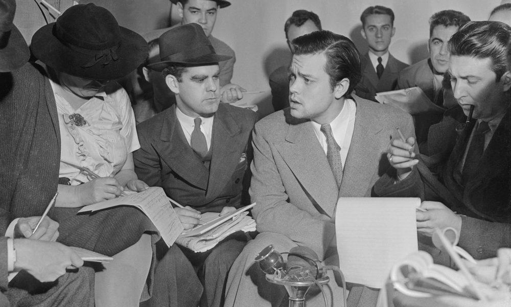 Orson Welles War of the Worlds