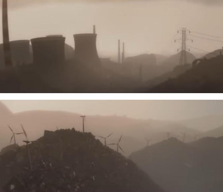Wall-E Renewable Energy