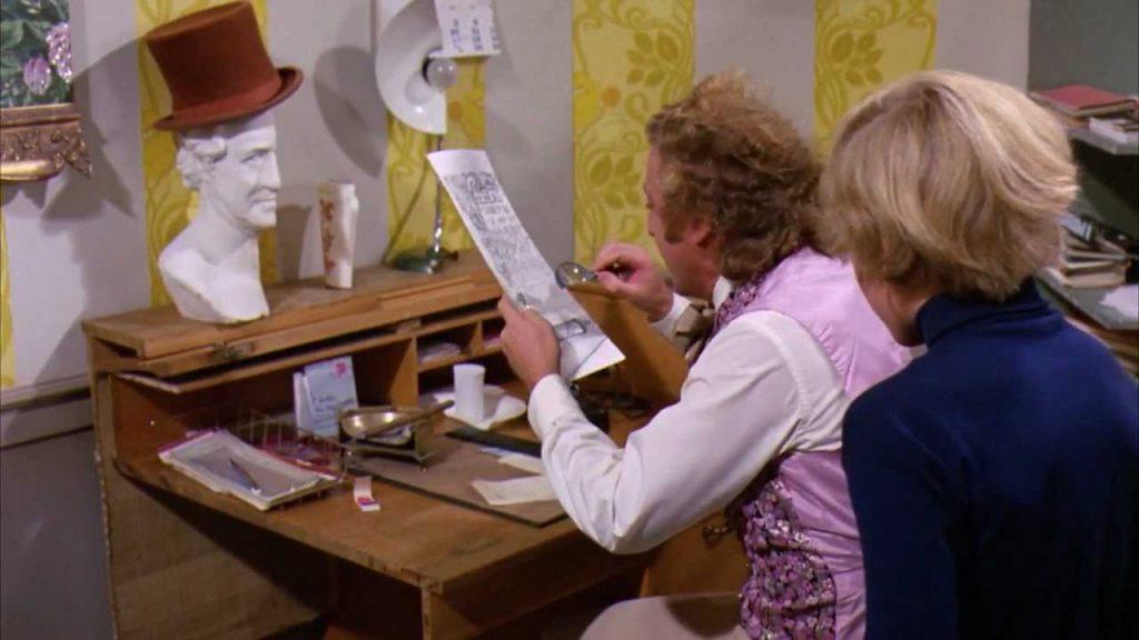 Willy Wonka Office