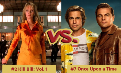 Battle Royale with Cheese Kill Bill 1 VS Once Upon a Time