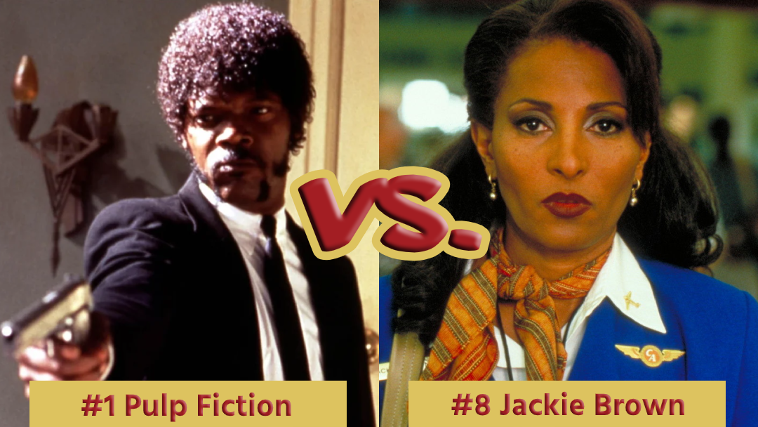 Battle Royale with Cheese Pulp Fiction Vs Jackie Brown