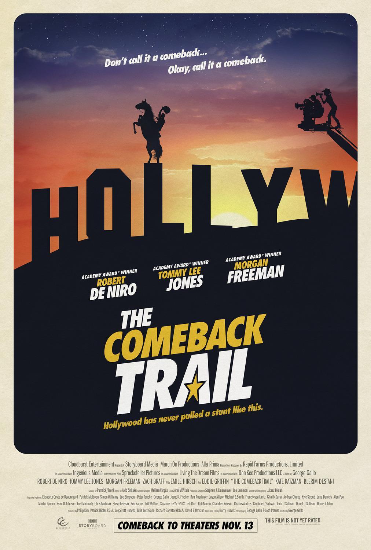 The Comeback Trail Movie Poster