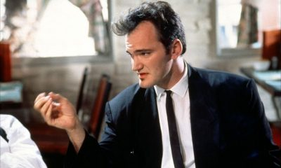 A Young Quentin Tarantino