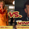 Battle Royale with Cheese Kill Bill 1 VS Inglourious Basterds Winner