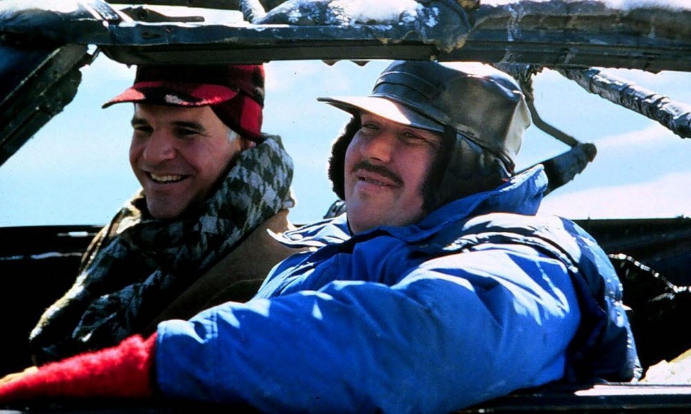 Planes Trains and Automobiles Ultimate Thanksgiving Movie