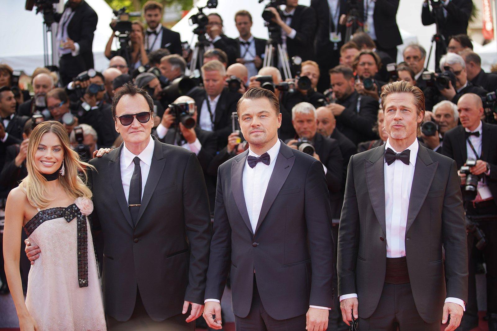 Quentin Tarantino Two Book Deal HarperCollins