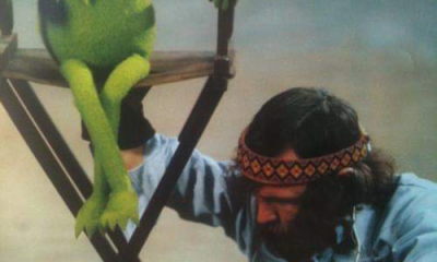 Jim Henson Kermit Muppet Movie