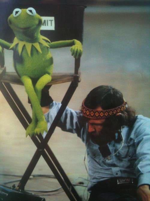 Jim Henson Kermit Muppet Movie