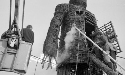 The Wicker Man behind the scenes