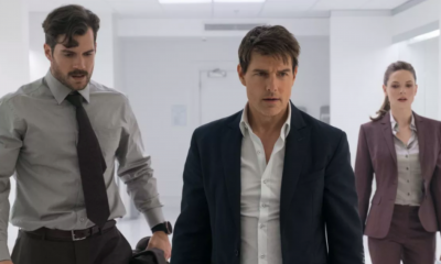 Tom Cruise Henry Cavill Rebecca Ferguson Mission Impossible Fallout