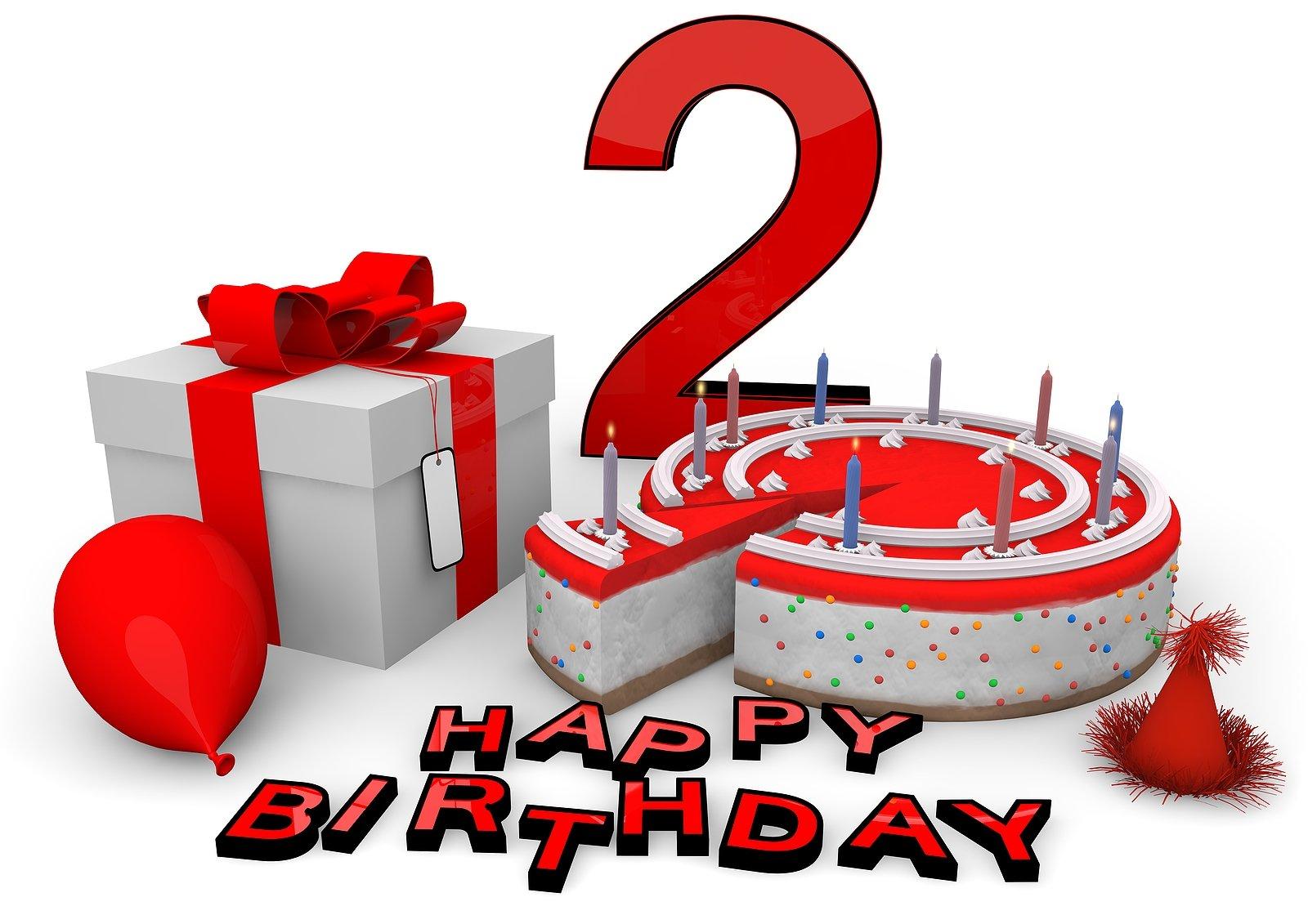 Happy 2nd Birthday Metaflix