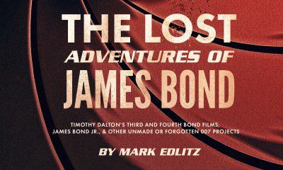 Lost Adventures of James Bond Book Cover