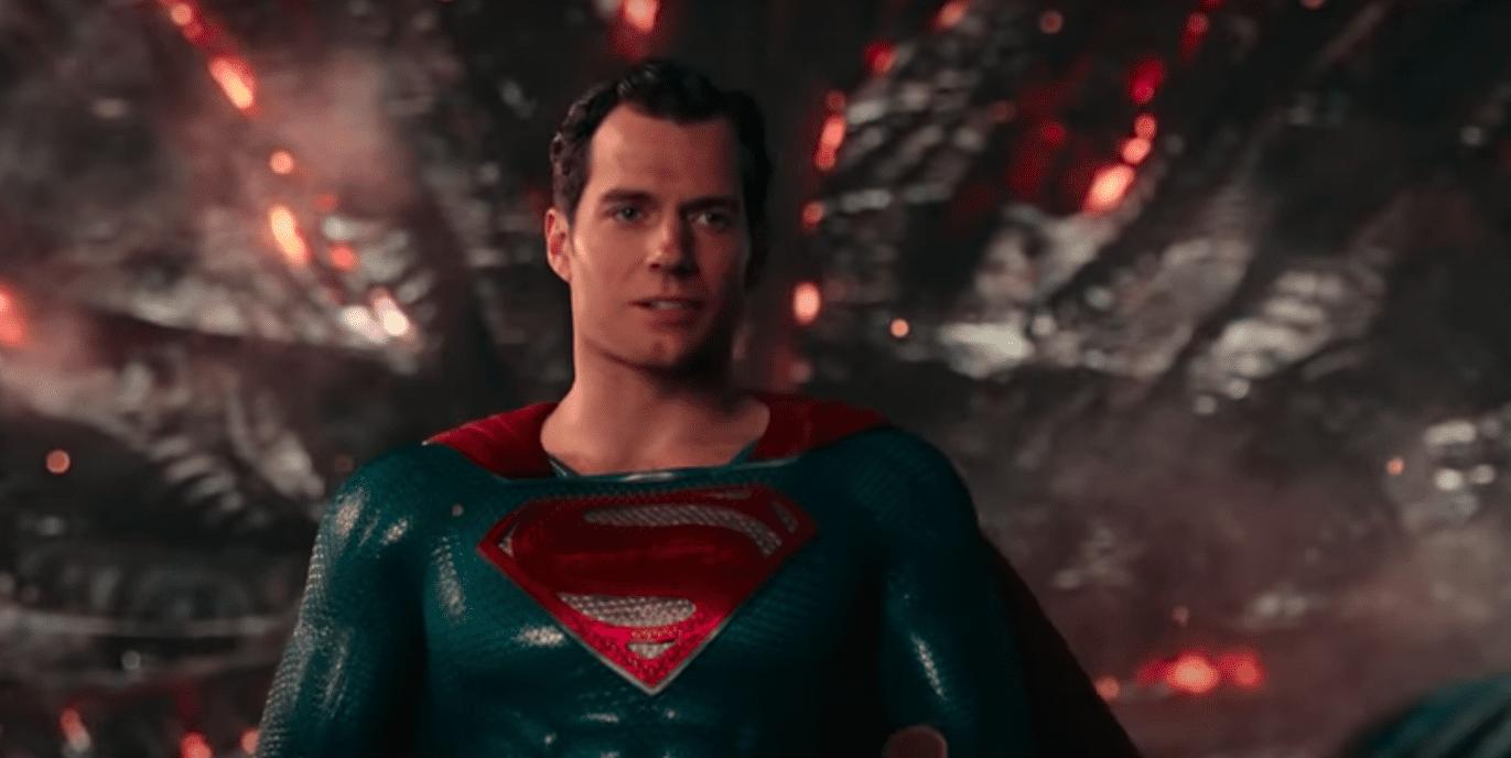 Henry Cavill Superman Justice League