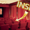 Inside the White House Family Theater