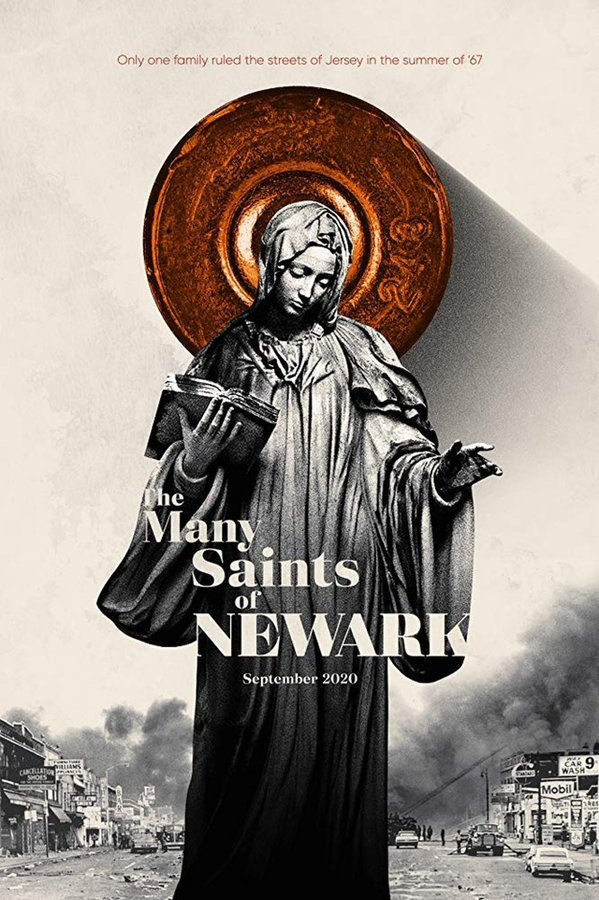 Many Saints of Newark Movie Poster