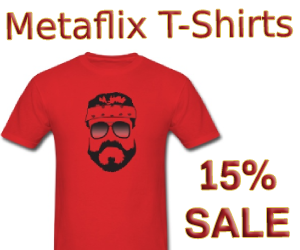 Metaflix T-Shirt Village