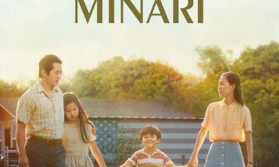 Minari Movie Poster A24