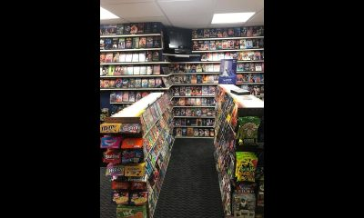 Nostaglia Home Video Store