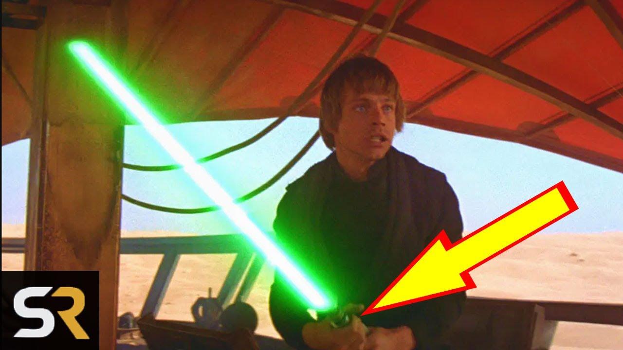 Star Wars Lightsaber Origins